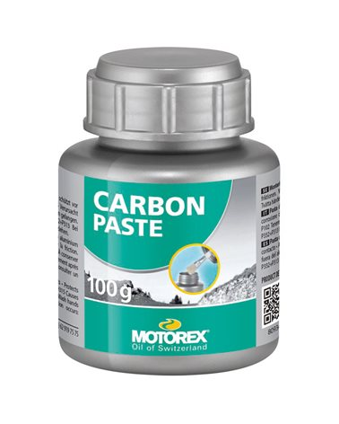 Motorex Carbon Paste 100g Pasta Assemblaggio Parti in Carbonio e Alluminio