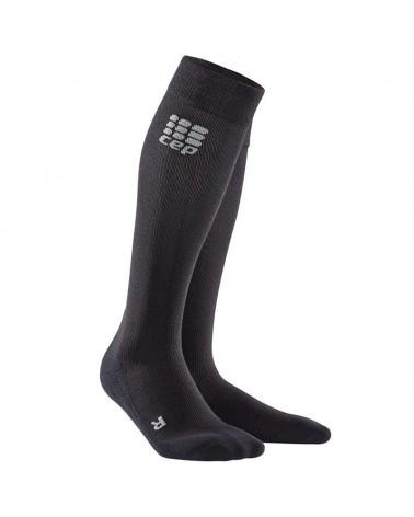 Cep Recovery Men's Socks, Black