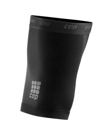 Cep Quad Sleeves 3.0 Dynamic+ Gambaletti Quadricipi a Compressione Unisex, Black/Dark Grey