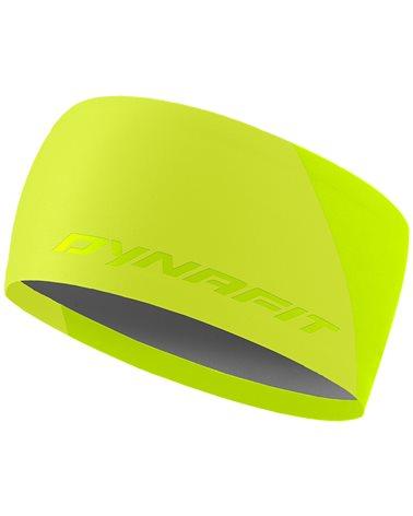 Dynafit Performance 2 Dry Headband Fascia Frontale, Neon Yellow/5790 (Taglia Unica)