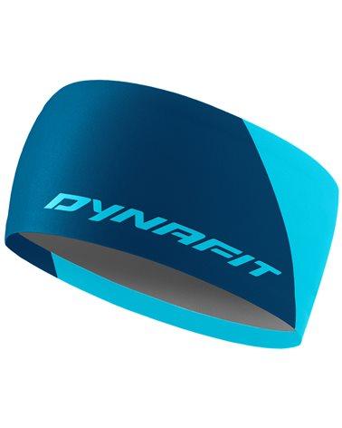 Dynafit Performance 2 Dry Headband Fascia Frontale, Silvretta/8560 (Taglia Unica)