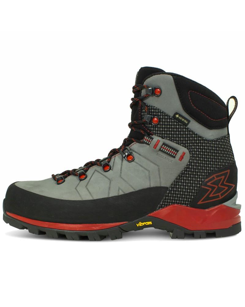 Garmont Toubkal 2.1 GTX Gore-Tex Men's Trekking Boots, Dark Grey/Red