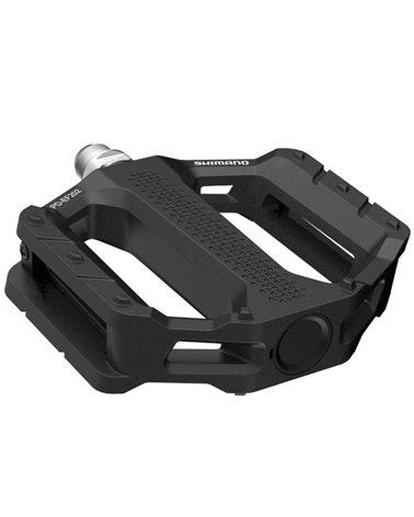 Shimano PD-EF202 Flat Pedal, Black