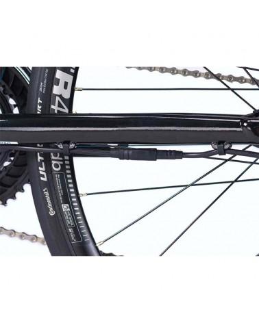Lapierre eSensium 5.2 Shimano 105 2x11sp Disc Brake - 250Wh, Black (Glossy)
