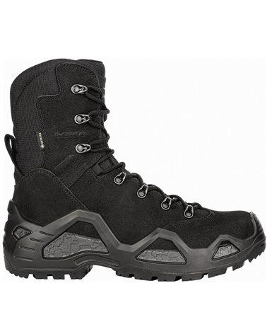 Lowa Z-8N C HI GTX Gore-Tex Men's Tactical/Work Boots Buffalo Leather, Black