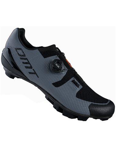 DMT KM3 Men's MTB XC/Marathon Cycling Shoes, Grey/Black
