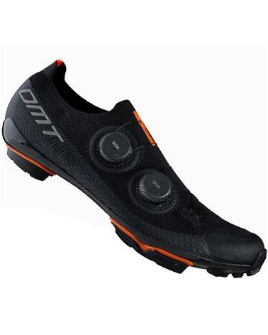 DMT KM0 Men's MTB XC/Marathon Cycling Shoes, Black/Black