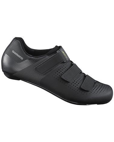 Shimano SH-RC100 Men's Road Cycling Shoes, Black