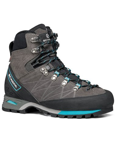 Scarpa Marmolada Pro HD Women's Trekking Boots, Shark/Baltic