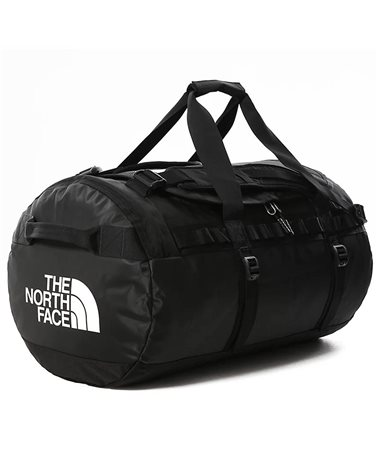 The North Face Base Camp Duffel M - 71 Liters, TNF Black/TNF White