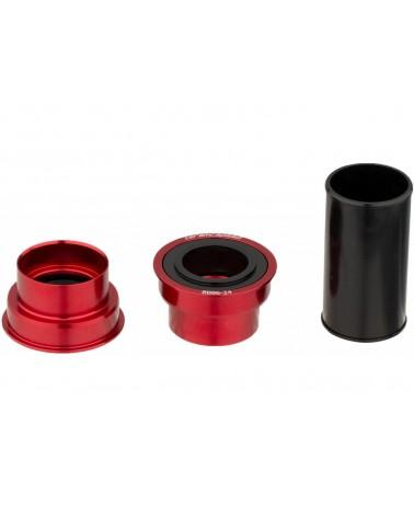 Ceramicspeed Movimento Centrale BB86 Shimano, Rosso