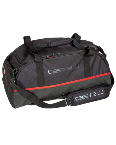 Castelli Gear Duffle Bag 50 Liters, Black