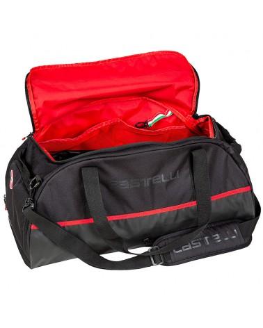 Castelli Gear Duffle Bag 2 Borsone 50 Litri, Black