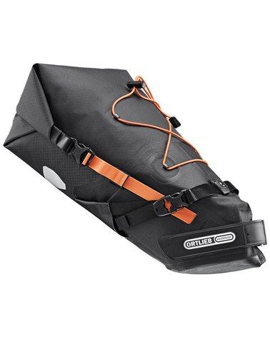 Ortlieb Seat-Pack F9912 Borsa Bici Posteriore Sottosella 11 Litri, Nero Opaco