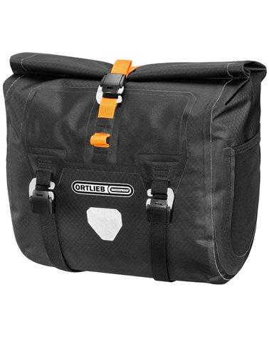 Ortlieb Handlebar Pack QR Quick Release 11 Liters, Black Matt