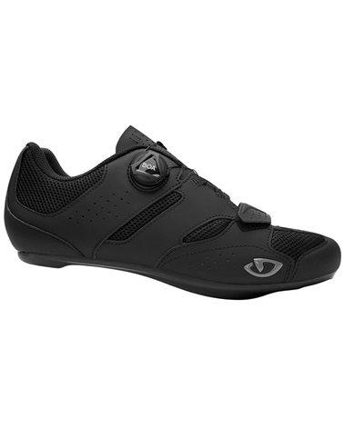 Giro Savix II Men's Road Cycling Shoes, Black
