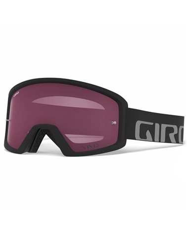 Giro Tazz MTB Googgles, Black-Grey/Vivid Trail Lens + Clear Lens