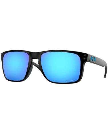 Oakley Occhiali Holbrook XL Polished Black/Prizm Sapphire