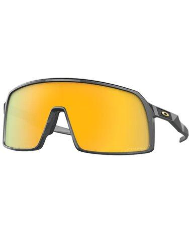 Oakley Occhiali Sutro Matte Carbon/Prizm 24k