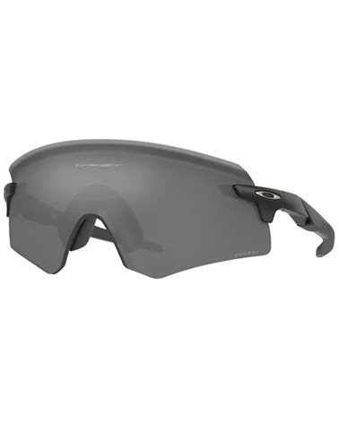Oakley Encoder Cycling Glasses Matte Black/Prizm Black