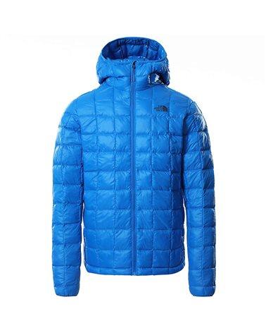 The North Face Thermoball Eco Hoodie Giacca Piumino con Cappuccio Uomo, Hero Blue