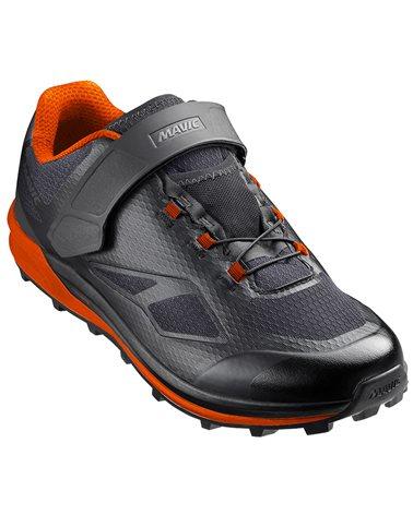 Mavic XA Elite II Men's MTB Cycling Shoes, Black/Red Orange