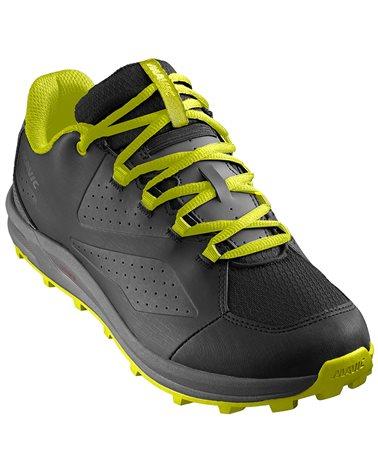 Mavic XA Men's MTB Cycling Shoes, Black/Sulphur/Black