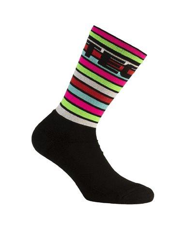 XTech XT185 Ciclyng Socks, Multicolor