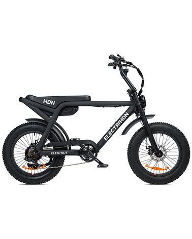 """Electri HDN e-Bike Fat 20"""" 250W, Black"""