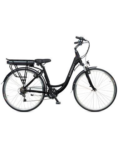 """Electri Sole 28"""" e-Bike 250W 14Ah Battery, Matte Black"""