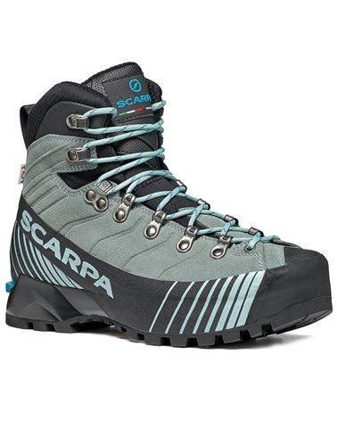 Scarpa Ribelle HD Women's Mounttaineering Boots, Conifer/Jade