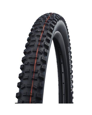 Schwalbe Hans Dampf 29x2.35 EVO SnakeSkin Super Gravity Addix Soft Tubeless Ready Tyre, Black