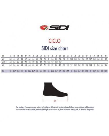 Sidi Dragon 5 SRS Matt Men's MTB Cycling Shoes, Matt Black