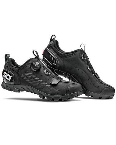Sidi SD15 Men's MTB Cycling Shoes, Black