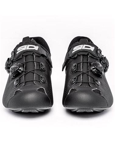 Sidi Genius 10 Men's Road Cycling Shoes, Black/Black