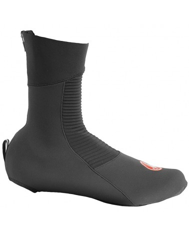 Castelli Entrata Cycling Windproof Thermal Shoecover, Black