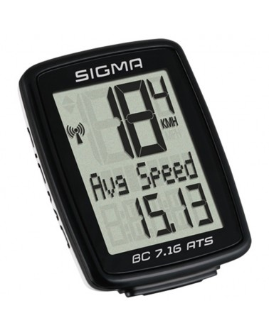 Sigma BC 9.16 ATS Wireless Bike Computer