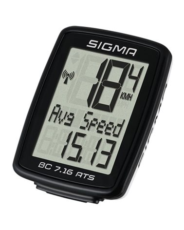 Sigma BC 7.16 ATS Ciclocomputer Wireless