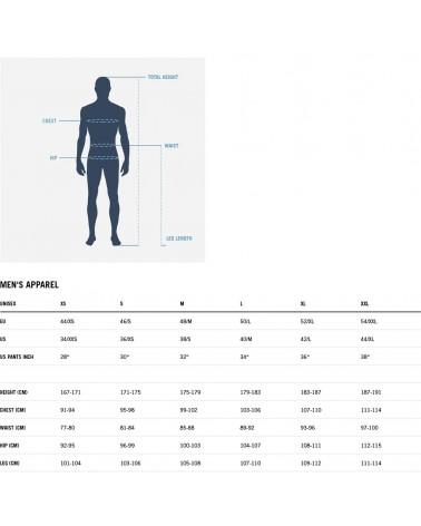 Dynafit Beast Hybrid Ski Touring Man Pants Size 50, Winter Moss/0910