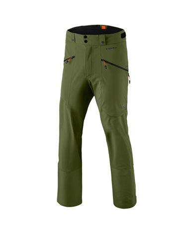 Dynafit Beast Hybrid Pantaloni Uomo Scialpinismo Taglia 50, Winter Moss/0910