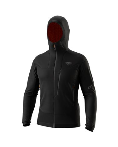 Dynafit Free Alpha Direct Giacca Scialpinismo Uomo, Black Out