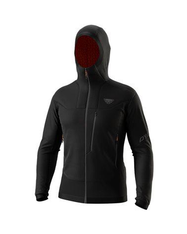 Dynafit Free Alpha Direct Men's Ski Touring Jacket, Black Out