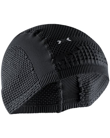 X-Bionic Soma Cap Light 4.0 Sottocasco, Black/Charcoal