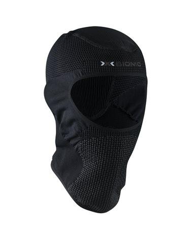 X-Bionic Stormcap Face 4.0 Balaclava, Black/Charcoal