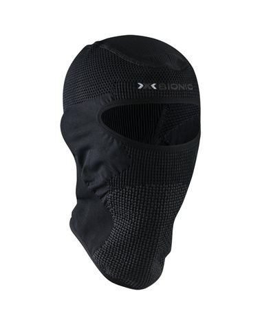 X-Bionic Stormcap Eye 4.0 Balaclava, Black/Charcoal