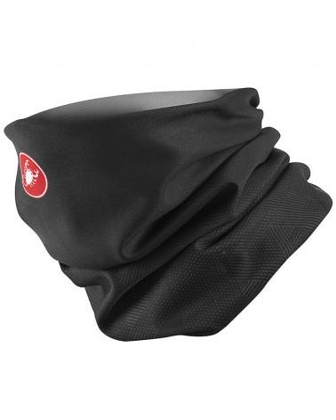 Castelli Pro Thermal Head Thingy Scaldacollo Multiuso Thermoflex, Light Black (Taglia Unica)