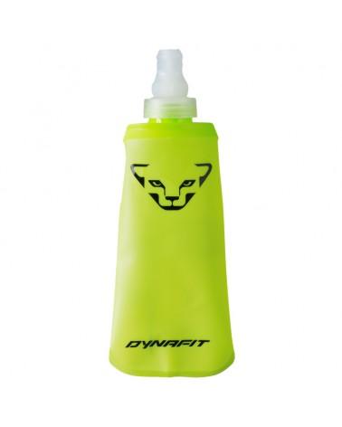 Dynafit Flask Borraccia Comprimibile 250ml, Fluo Yellow/Black
