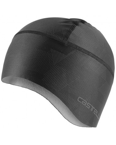 Castelli Pro Thermal Cycling Skullcap, Light Black (One Size Fits All)