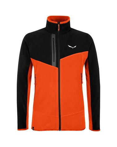 Salewa Paganella PL Polarlite Men's Jacket, Black Out/4150