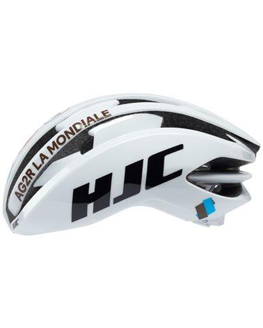 HJC Ibex 2.0 Casco Strada, Team Replica AG2R Citroen (Lucido)